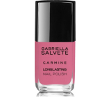 Gabriella Salvete Longlasting Enamel nail polish 53 Carmine 11 ml