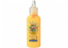 Amos Colors for glass 1. Yellow 22 ml