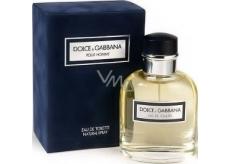 Dolce & Gabbana pour Homme EdT 75 ml eau de toilette Ladies