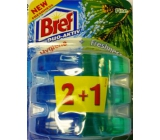 Bref Duo Active Extra Clean & Fresh Pine WC gel refill 3 x 60 ml