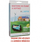 Bioseptic is an ecological decomposition of organic substances to cesspits, septic tanks and sewage treatment plants 100 g