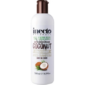 Inecto Naturals Coconut kondicionér na vlasy s čistým kokosovým olejem 500 ml