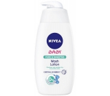 Nivea Baby Pure & Sensitive cleansing gel for face, body and hair 500 ml