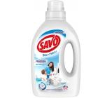 Savo Bez chlóru White prací gel na bílé prádlo 20 dávek 1 l