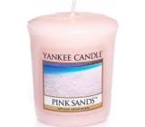 Yankee Candle Pink Sands - Pink Sands fragrant candle votive 49 g