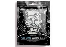 Barber Pro Textile face mask for men 30 g