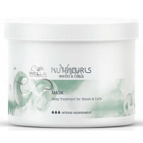 Wella Professionals Nutricurls Waves & Curls mask for wavy and curly hair 500 ml maxi