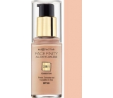 Max Factor Facefinity All Day Flawless 3in1 Makeup 45 Warm Almond 30 ml
