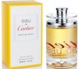 Cartier Eau de Cartier Zeste de Soleil toaletní voda pro ženy 100 ml