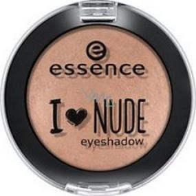 Essence I Love Nude Eyeshadow Eyeshadow 04 Sweet Like Chocolate 1.8 g