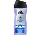Adidas UEFA Champions League Arena Edition 250 ml men's shower gel