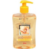 Mika Mionall Natur intimate gel with 500 ml dispenser