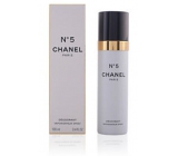 CHANEL 5 deodorant 100ml vapo