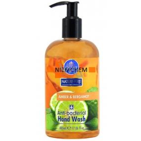 Cyclax Nature Pure Amber + Bergamot antibacterial liquid soap 500 ml