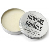 Hawkins & Brimble beard wax for men with delicate fragrance elemi and ginseng 50 ml