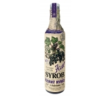 Kitl Syrob Bio Black currant with pulp syrup for homemade lemonade 500 ml