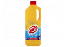 Savo Original disinfection of water and surfaces effectively removes 99.9% of bacteria 2 l
