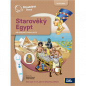 Albi Magical reading interactive magical double leaf Ancient Egypt