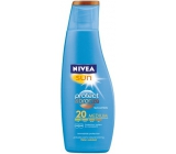 Nivea Sun Protect & Bronze OF20 + intensive sun lotion 200 ml