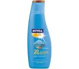 Nivea Sun Protect & Bronze OF20 intensive sunbathing milk 200 ml