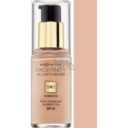 Max Factor Facefinity All Day Flawless 3v1 make-up 55 Beige 30 ml