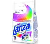Lanza Vanish Ultra 2in1 Color washing powder with stain remover for colored laundry 15 doses of 1.125 g