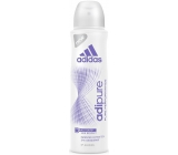 Adidas Adipure deodorant sprej bez hliníkových solí pro ženy 150 ml