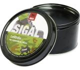 Sigal Black Military polish shoe polish 250 g