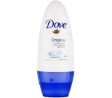Dove Original 50 ml deodorant roll-on antiperspirant for women