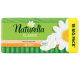 Naturella Classic Normal sanitary napkins with chamomile 18 pieces