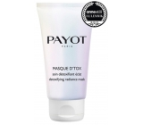 Payot Les Demaquillantes Masque D'TOX Detoxifying skin care mask with brightening effects. 50 ml