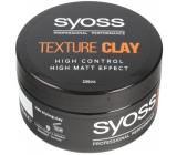 Syoss hair dye 100ml Texture Clay 8580