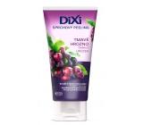 Dixi Dark Grape Shower Scrub 200 ml