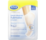 Scholl Expert Care Foot Mask + Socks 9219