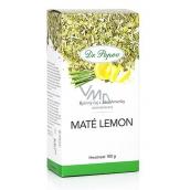 Dr. Popov Maté lemon tea suitable for reducing diets, drains 100 g
