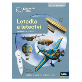 Albi Magic reading Magic double leaf Airplanes and aviation