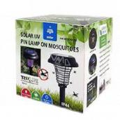 Trixline Solar UV Mosquito Solar lamp against mosquitoes TR 612