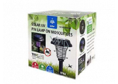 Trixline Solar UV Mosquito Solar lamp against mosquitoes TR 612