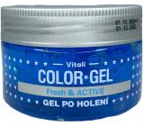Vitali Color Gel Fresh & Active aftershave gel 190 ml
