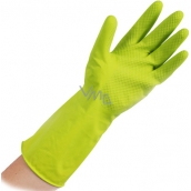 Vulkan Niké Soft & Sensitive cleaning rubber gloves L 1 pair