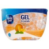 Ambi Pur Crystals Fresh & Cool Citrus gel air freshener 150 g