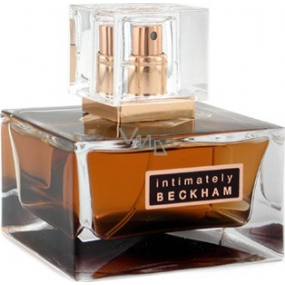 David Beckham Intimately After Shave 50 ml