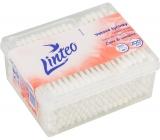 Linteo Care & Comfort jemné vatové tyčinky krabička 200 kusů