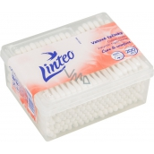 Linteo Satin soft cotton swab box 200 pieces