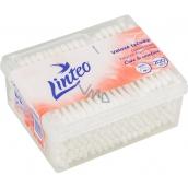 Linteo Care & Comfort Fine Cotton Sticks Box of 200 pieces