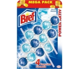 Bref Power Aktiv 4 Formula Ocean Breeze Wc blok 3 x 50 g, megapack