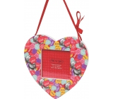 Me to You Frame Love hanging heart 14.5 x 14 cm