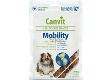 Canvit Health Care Snacks Mobility Puppy for dogs with movement difficulties 200 g