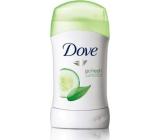 Dove Go Fresh Touch Cucumber & Green tea antiperspirant deodorant stick for women 40 ml
