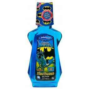 Batman Bubble Gum mouthwash with fluoride for children 237 ml